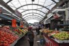 Beer-Sheva standing market
