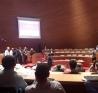 BGU Senate hall