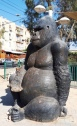 Biggest gorilla