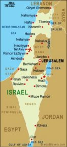 state_of_israel_map