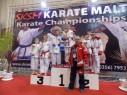 Boris Esctchin Dojo champs