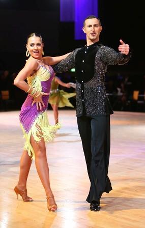 Roman Borokhov & Yulia Prokopenko