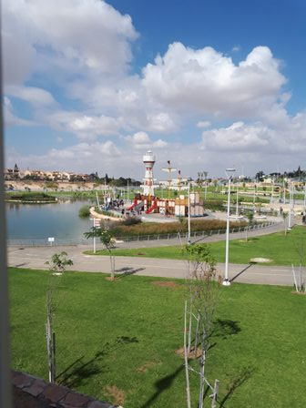 Childrens Park Beer-Sheva