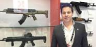 Moshe Oz - Alpha rifle